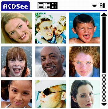 ACDSee Mobile for Palm OS® Image