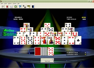 Action Solitaire Image