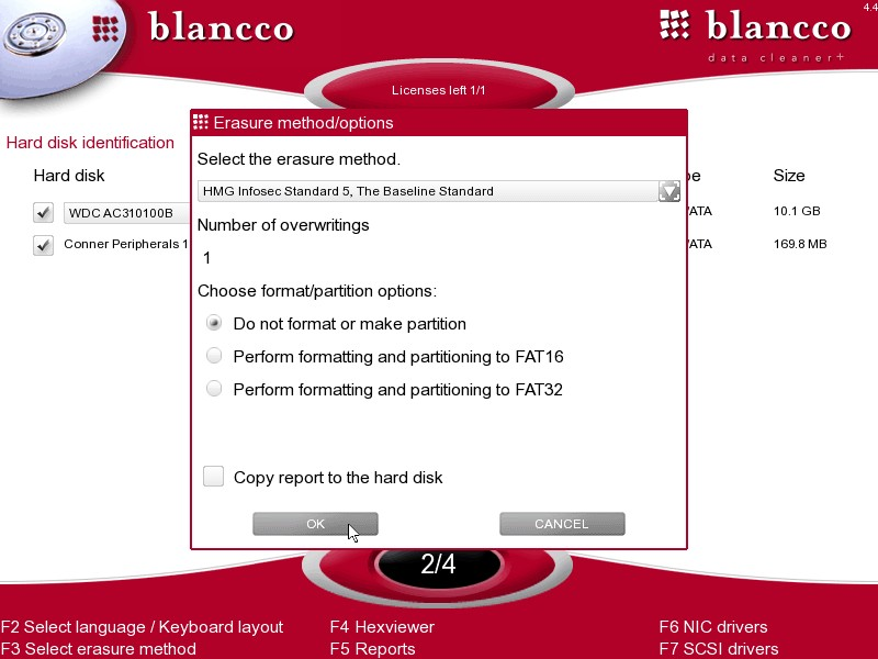 Blancco - Data Cleaner+ Image