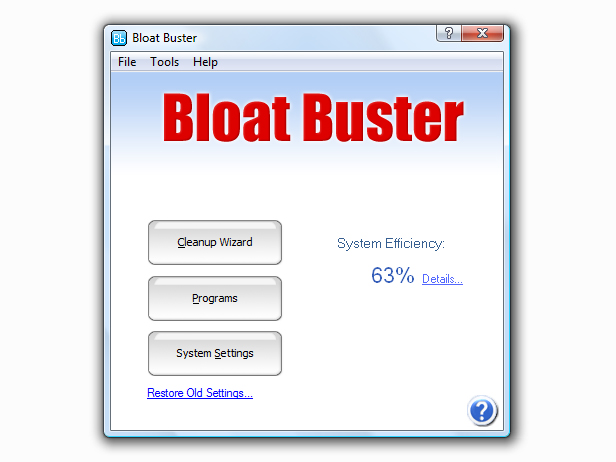 Bloat Buster Image