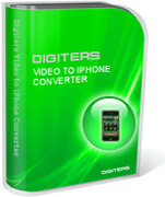 Digiters Video to iPhone Converter Image