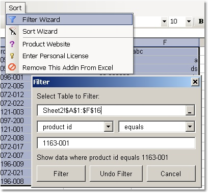 how to order excel cells alphabetically