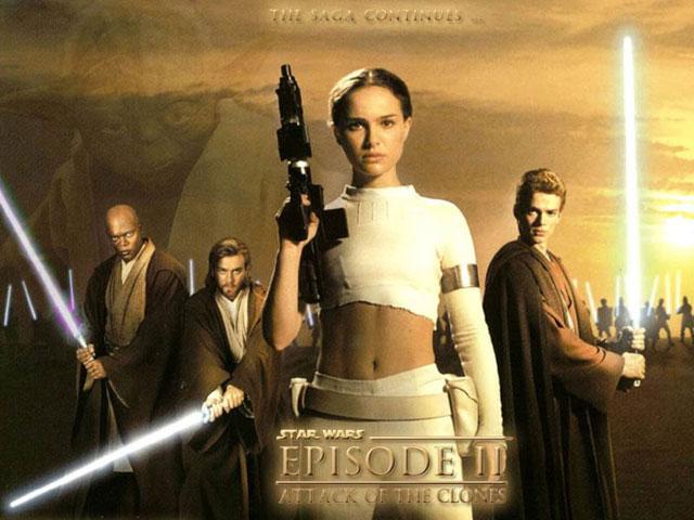 FileGets: Free Star Wars Screensaver Screenshot