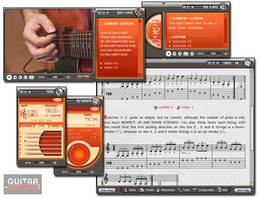 How to Play the Guitar Vol1 Image