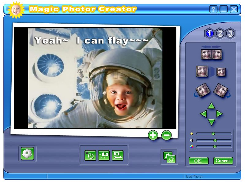 Magic Photo Creator Image