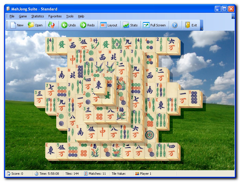 Size. Free download MahJong Suite 2006Download. 6 MbFile. game.