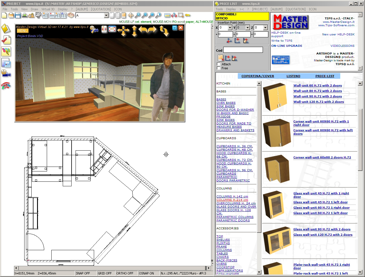 Filegets master design art shop x lite screenshot for Furniture building software