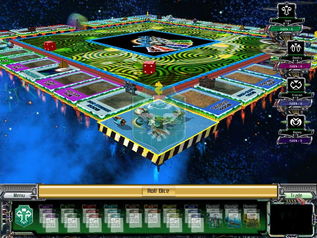Play Monopoly Online - Games-Arcade.Net