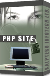 PHP Site Lock Pro Image