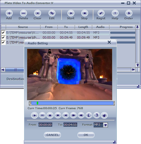 Plato DVD + Video to iPod Package 6.85 Download