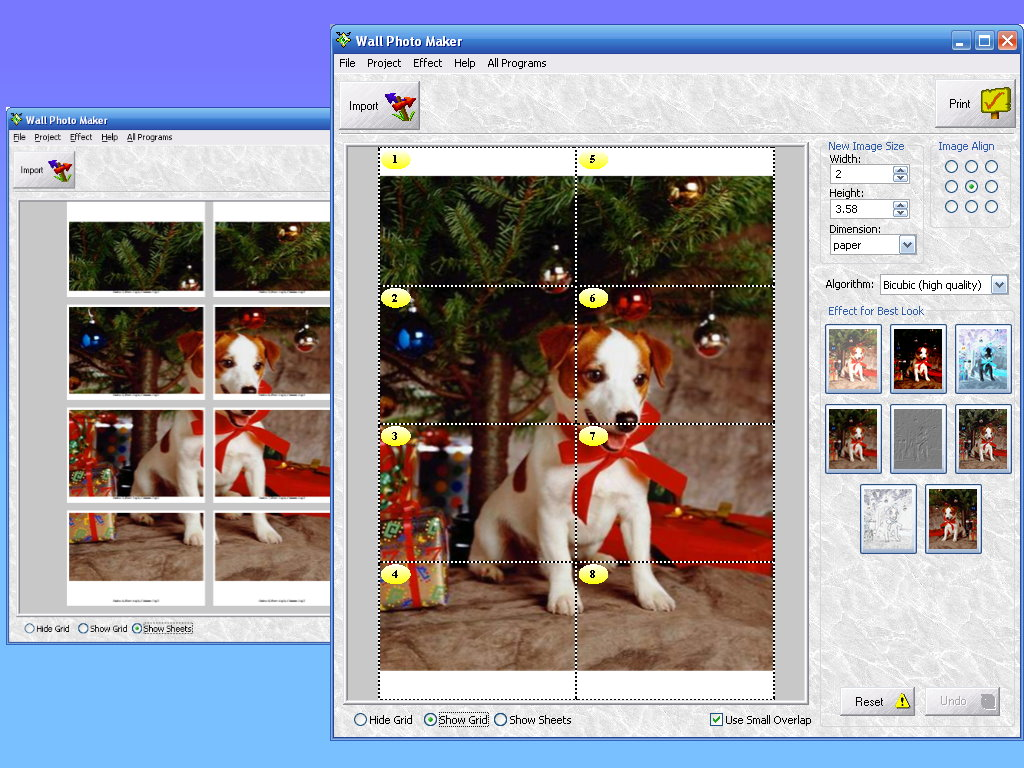This digital photo enlargement software helps you to print photos ...: filegets.com/image/wall-photo-maker.html