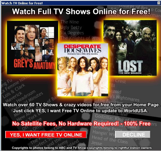 Watch TV Online for Free Image. 100% FREE DOWNLOAD, No Hardware Required.