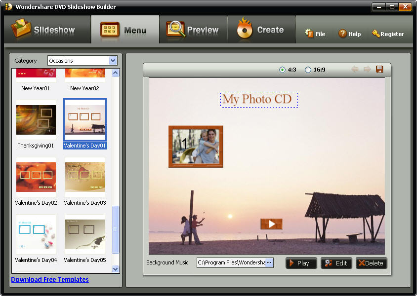 wondershare dvd slideshow builder deluxe crack keygen