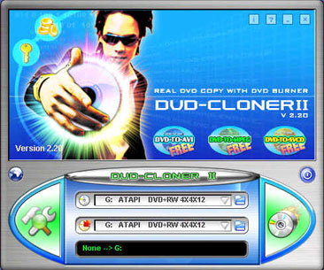 1st DVD Cloner Software Download
