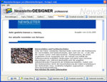 ACX Newsletter Designer pro Software Download
