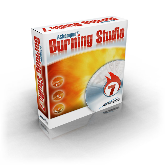 Ashampoo Burning Studio 7 Software Download