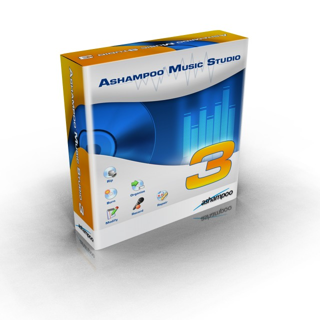 Ashampoo Music Studio 3 Software Download