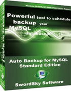 Auto Backup for MySQL Standard Edition Software Download
