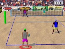 Beach Slam 2 Pro Beach Volleyball Software Download