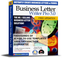 Best Business Letters Software Download