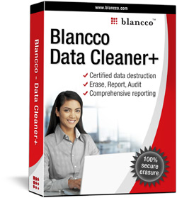 Blancco - Data Cleaner+ Software Download