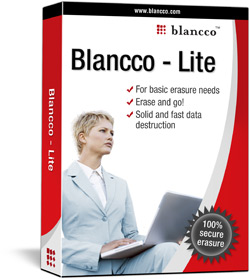Blancco - Lite Software Download