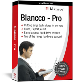 Blancco - Pro Software Download