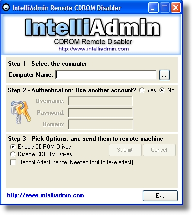 CD ROM Drive Remote Disabler Software Download