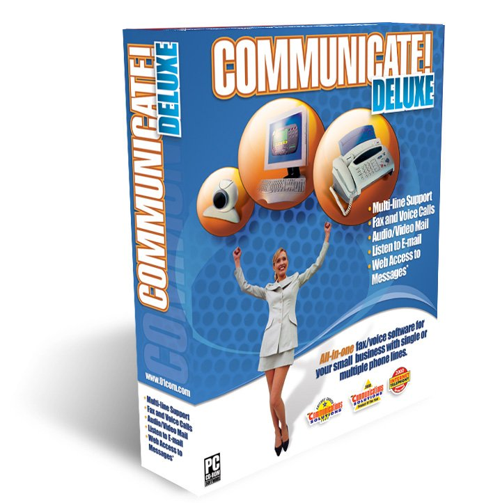 COMMUNICATE! DELUXE Software Download