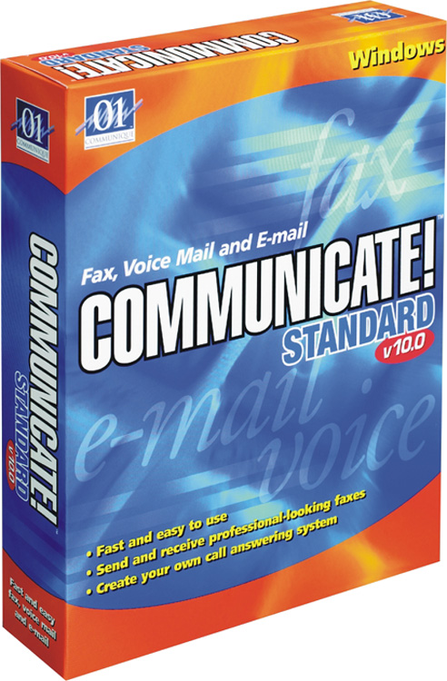 COMMUNICATE! STANDARD Software Download