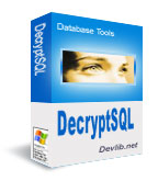 DecryptSQL Software Download