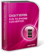 Digiters DVD to iPhone Converter Software Download