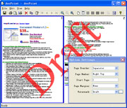 Document Printer (docPrint) Software Download