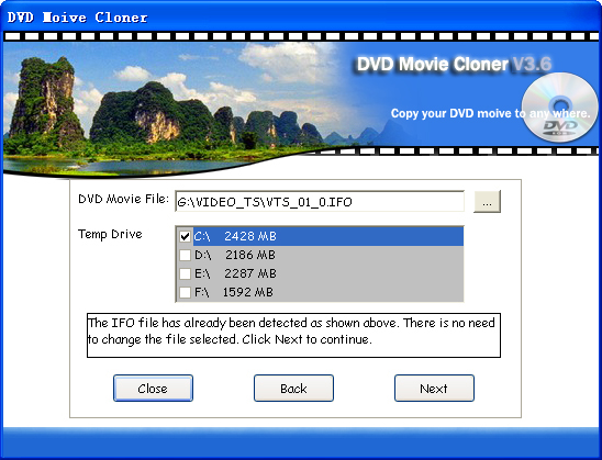 DVD Moive Cloner Software Download