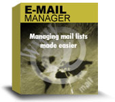 Email List Manager by Emailsmartz Software Download