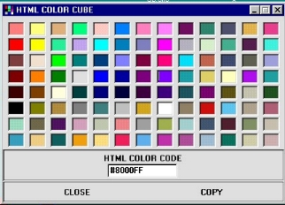 Html Color Cube Software Download