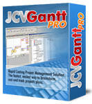 JCVGantt Pro Software Download