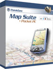 Map Suite Pocket PC Software Download