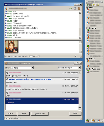 Miranda IM Software Download