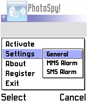 PhotoSpy! F2 Software Download