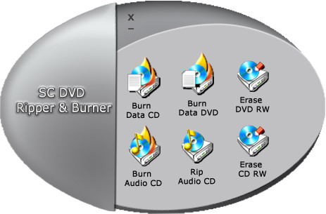 SC Free DVD Ripper and Burner Software Download