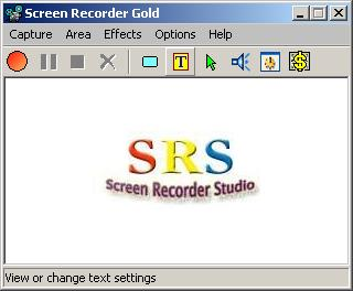 Screen Recorder Gold Software Download