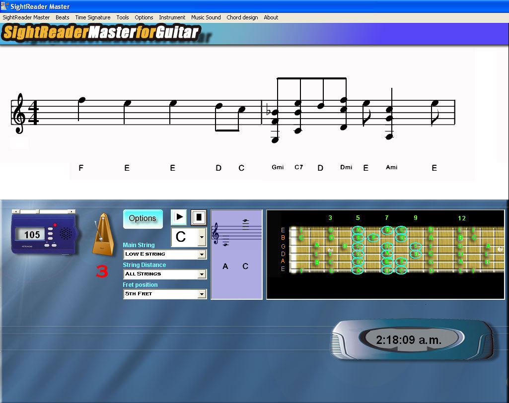SightReader Master Software Download