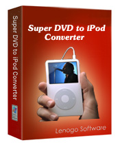 Super DVD to iPod Converte tunny Software Download