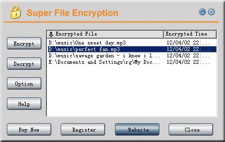 Super File Encryption Software Download