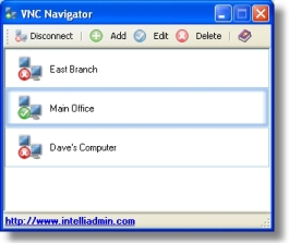 VNC Navigator Software Download