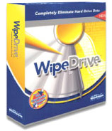 WipeDrive Professional Software Download